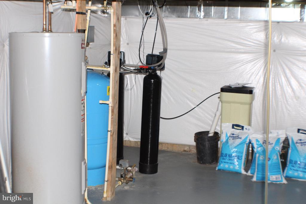 WATER HEATER AND WATER TREATMENT EQUIPMENT - 20970 STEPTOE HILL RD, MIDDLEBURG