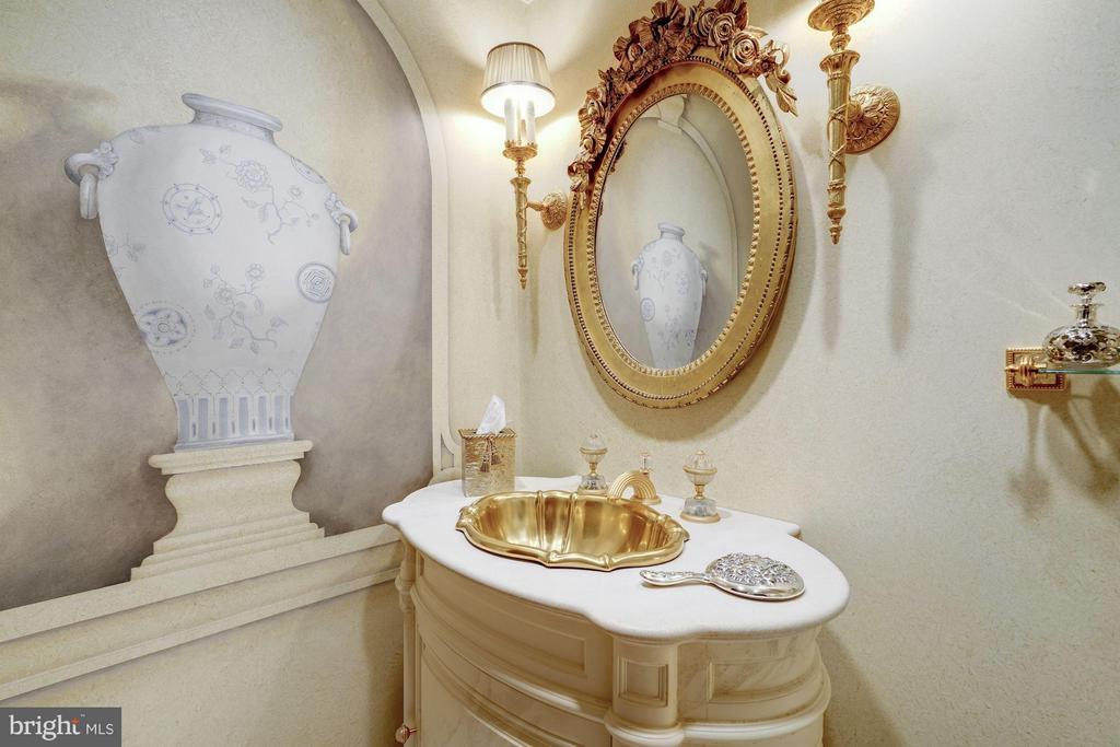 Powder Room - 5630 WISCONSIN AVE AVE #1403, CHEVY CHASE