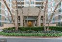 Entrance Parc  Somerset - 5630 WISCONSIN AVE AVE #1403, CHEVY CHASE