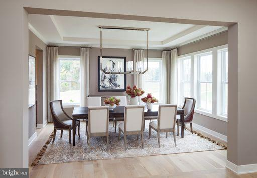 Reston Dining Room - 41497 LAVENDER BREEZE CIR, ALDIE