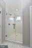 Frameless Glass Shower Doors & Dual Shower Heads - 6103 OLIVET DR, ALEXANDRIA