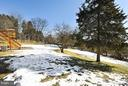 View of Backyard - 39877 THOMAS MILL RD, LEESBURG