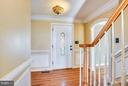 Welcoming Entry - 39877 THOMAS MILL RD, LEESBURG