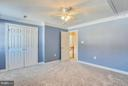 Bedroom #3 - 39877 THOMAS MILL RD, LEESBURG