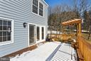 Great Deck for Entaintering - 39877 THOMAS MILL RD, LEESBURG