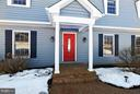 Eviting Front Door - 39877 THOMAS MILL RD, LEESBURG