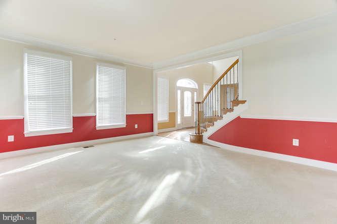 Living room - 8510 KITTAMA DR, CLINTON