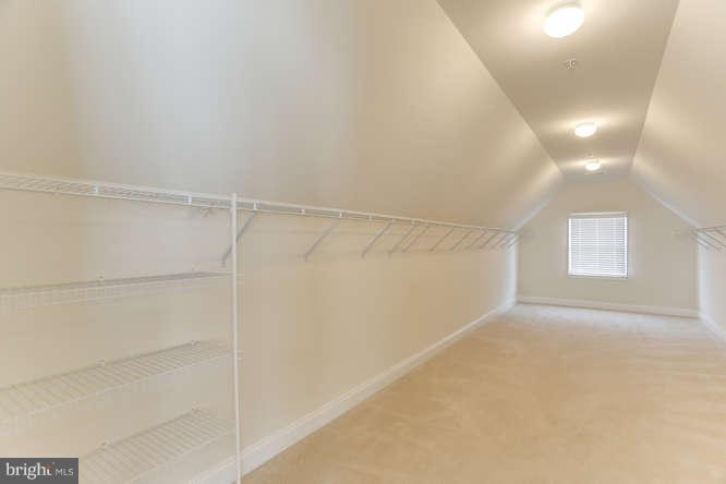 Just one of the closets in the master suite - 8510 KITTAMA DR, CLINTON