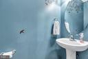 Half bath on main level - 57 APPLEJACK, HARPERS FERRY
