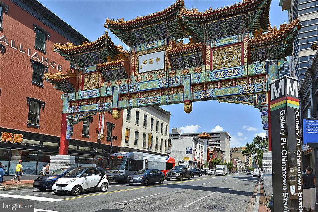A few blocks from Chinatown - 616 E ST NW #256, WASHINGTON