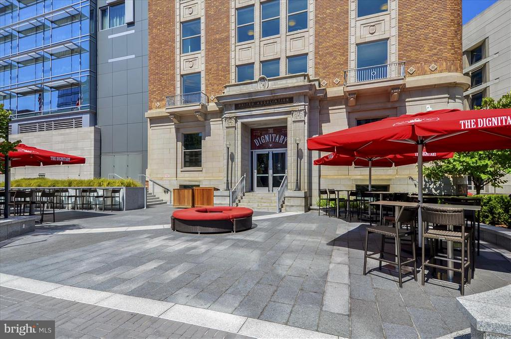 Surrounded by restaurants and cafes - 616 E ST NW #256, WASHINGTON