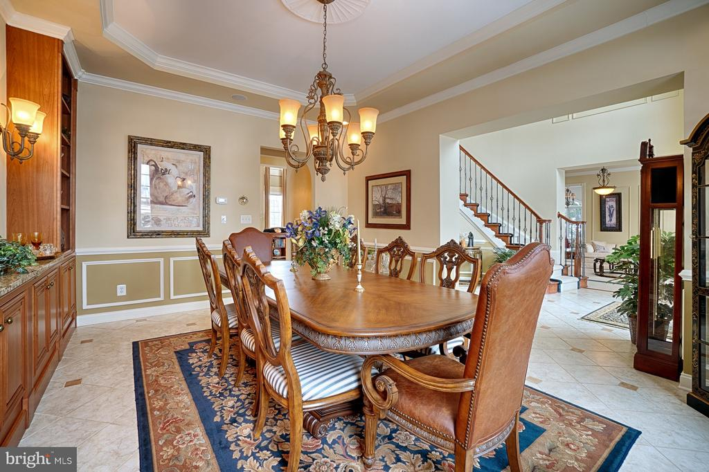 Dining Room - 14786 BANKFIELD DR, WATERFORD