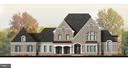 Front Elevation Rendering - 22469 CREIGHTON FARMS DR, LEESBURG