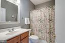 Bath/shower combo and neutral finishes. - 21584 BURNT HICKORY CT, BROADLANDS