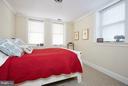 Apartment Bedroom - 2019 Q ST NW, WASHINGTON