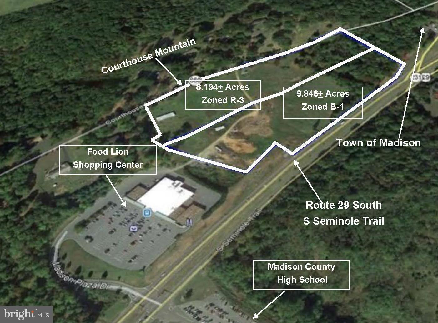 Land for Sale at Unknown Madison, Virginia 22727 United States