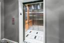 Elevator  to unit - 1881 N NASH ST #704, ARLINGTON