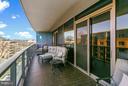 Balcony - 1881 N NASH ST #704, ARLINGTON