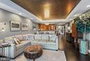 Living room - 1881 N NASH ST #704, ARLINGTON