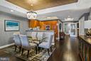 Dining room - 1881 N NASH ST #704, ARLINGTON