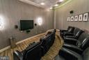 Theater room - 1881 N NASH ST #704, ARLINGTON