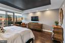 Master bedroom - 1881 N NASH ST #704, ARLINGTON
