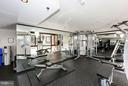 Fitness Center with Cardio and Weights - 1001 N RANDOLPH ST #106, ARLINGTON