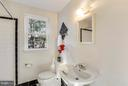 Large Bathroom is spacious and sparkling! - 3246 S UTAH ST, ARLINGTON