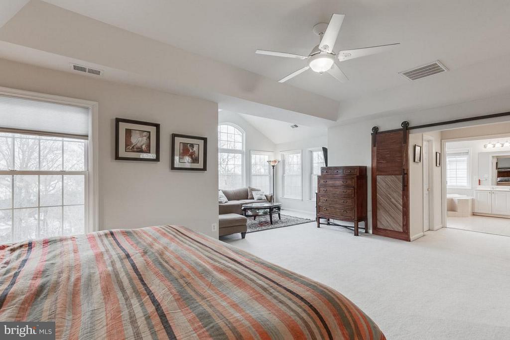 Owner's suite - 1644 CHICKASAW PL NE, LEESBURG