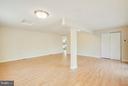 Pergo Flooring Is So Easy To Clean! - 8137 RAPHIEL CT, MANASSAS