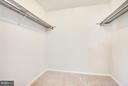 Roomy Walk-In, Master Closet - 8137 RAPHIEL CT, MANASSAS