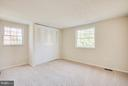 Light-Filled Bedroom #4 Is Perfect For Guests - 8137 RAPHIEL CT, MANASSAS
