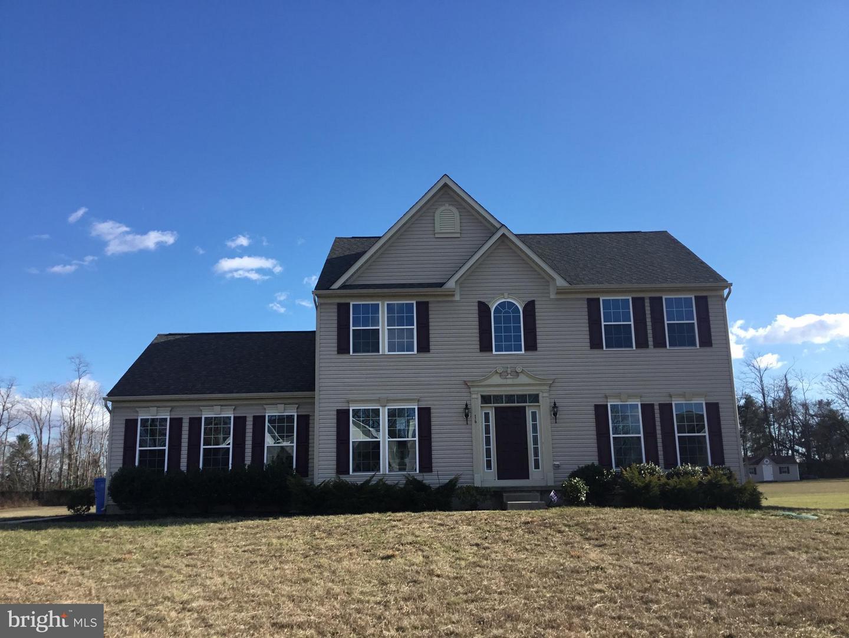 Частный односемейный дом для того Продажа на 16 ALEXIS Court Swedesboro, Нью-Джерси 08085 Соединенные ШтатыВ/Около: Woolwich