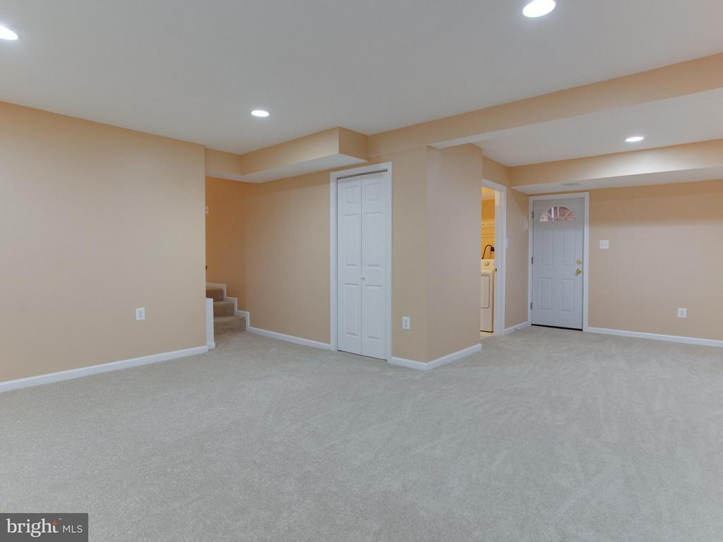 Basement - 4203 BLACKSNAKE DR, TEMPLE HILLS