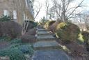 FRONT STEPS - 1121 CLINCH RD, HERNDON