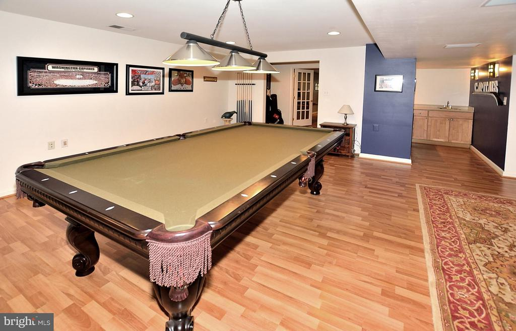 GAME ROOM - 1121 CLINCH RD, HERNDON
