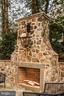 Fireplace - 3200 ABINGDON ST, ARLINGTON