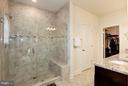 Master Bathroom - 1729 COTTONWOOD GROVE RD, DUMFRIES