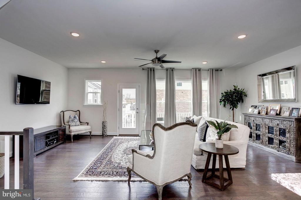 Living Room - 1729 COTTONWOOD GROVE RD, DUMFRIES