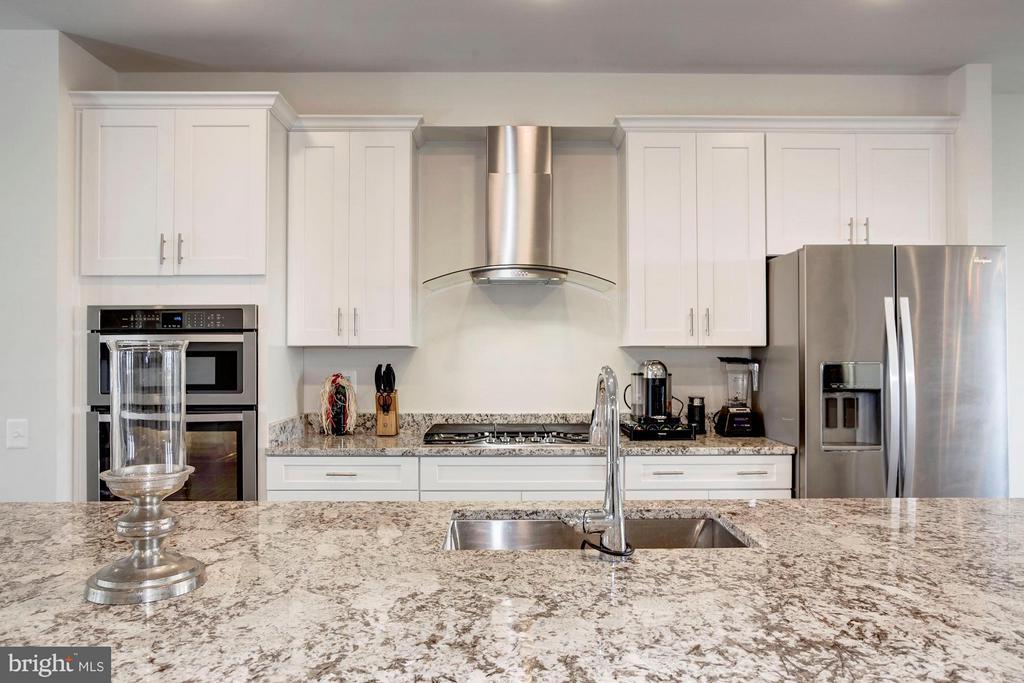Kitchen - 1729 COTTONWOOD GROVE RD, DUMFRIES