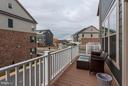 Balcony - 1729 COTTONWOOD GROVE RD, DUMFRIES