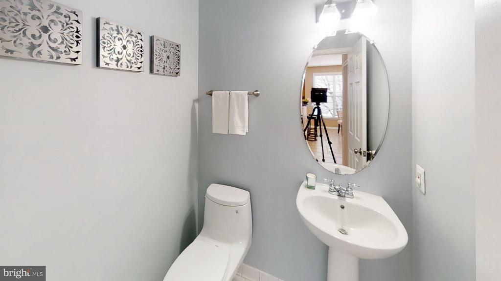Can You See Me -- Lower Level Bath - 43205 EDGARTOWN ST, CHANTILLY