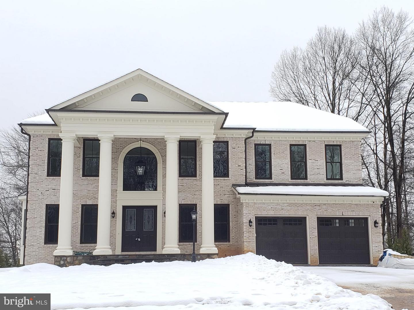 Single Family Home for Sale at 13649 Leland Road 13649 Leland Road Centreville, Virginia 20120 United States
