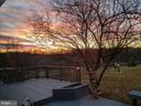 Sunrise from Deck - 16120 BARNESVILLE RD, BOYDS