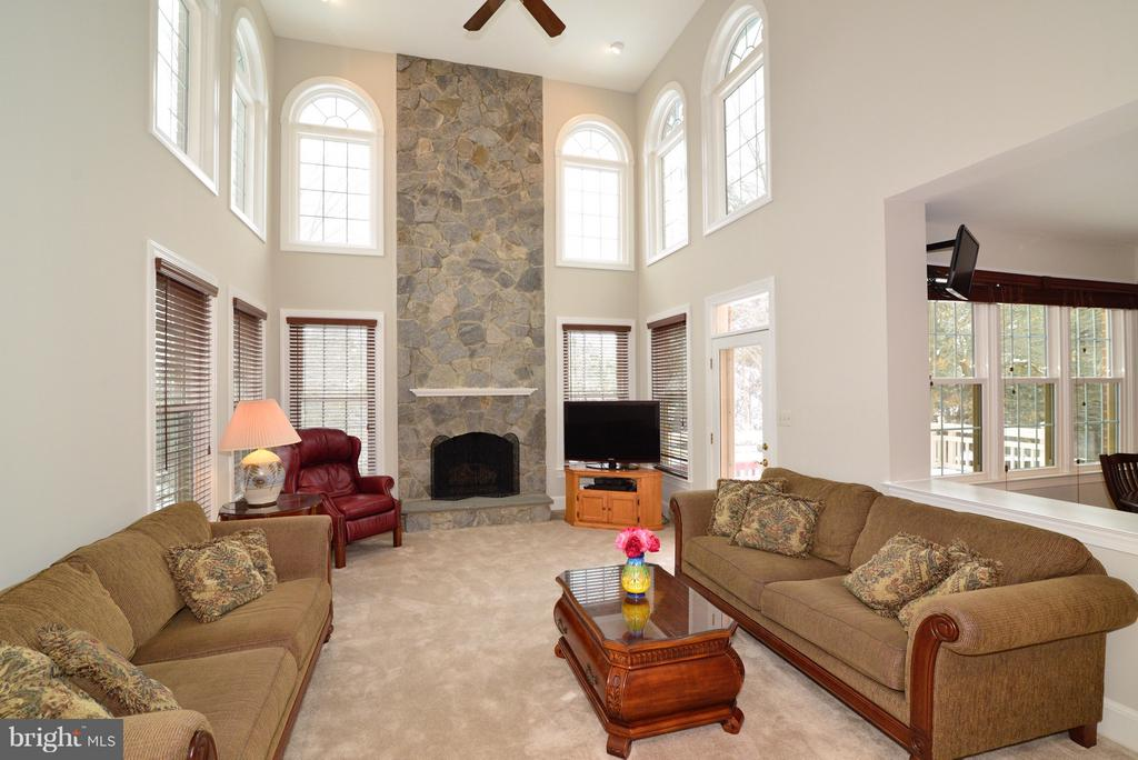 New Carpet, New Windows! - 14405 VIRGINIA CHASE CT, CENTREVILLE