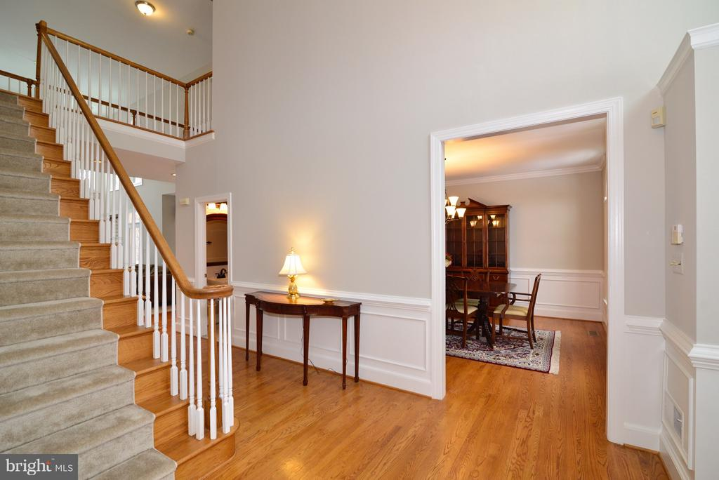 Hardwood Flooring - 14405 VIRGINIA CHASE CT, CENTREVILLE