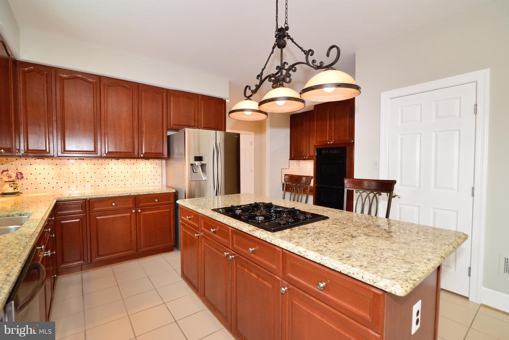 Gas Cooktop! - 14405 VIRGINIA CHASE CT, CENTREVILLE