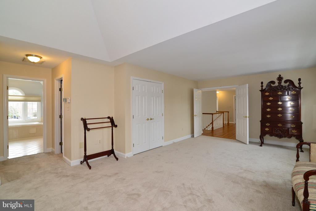 Master Bedroom - 14405 VIRGINIA CHASE CT, CENTREVILLE