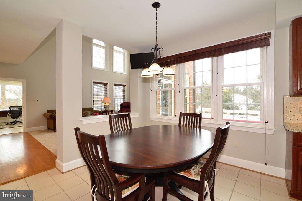 New Lighting! - 14405 VIRGINIA CHASE CT, CENTREVILLE