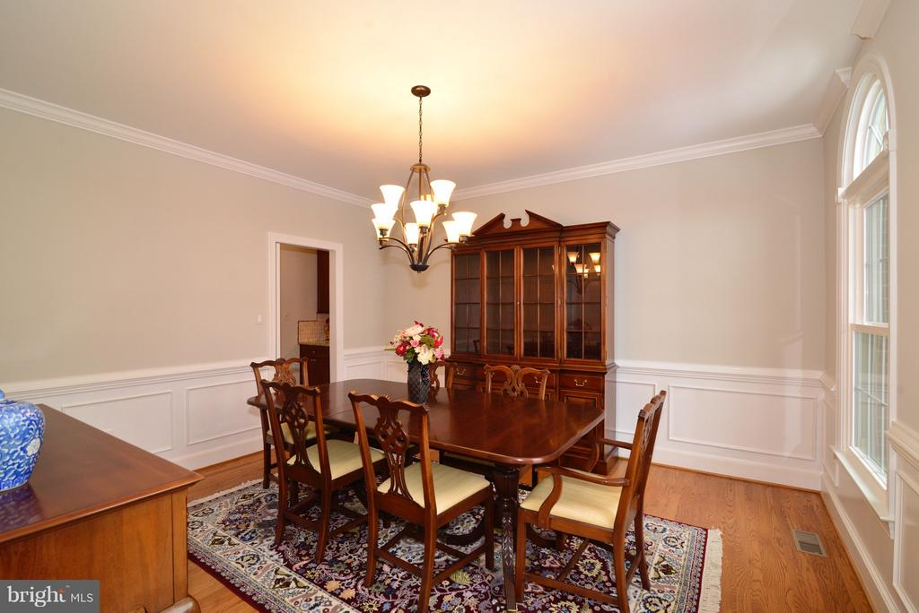 Formal Dining Room! - 14405 VIRGINIA CHASE CT, CENTREVILLE